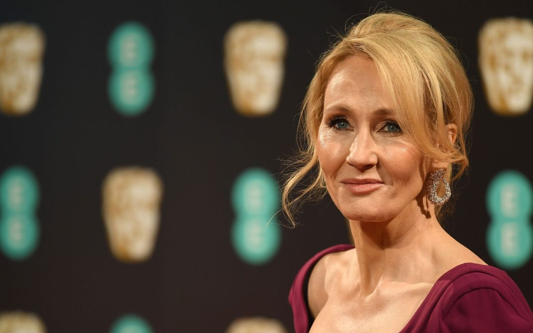 J.K Rowling And The Safe Space Bookstore