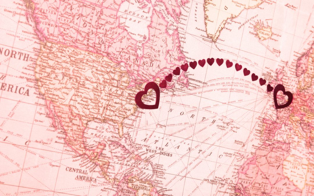 Most Romantic Cities In The World: A Literary Perspective
