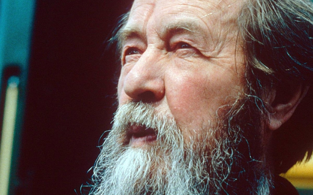 What Aleksandr Solzhenitsyn Taught Me About History And Literature